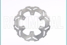 Front Brake Disc Rotor SUZUKI RM85 RM 85 RM-85 2005 2006 2007 2008 2009 2010 2011 2012 05 06 07 08 09 10 11 12 - Wuxi Ruili Metal Product Co., Ltd. store