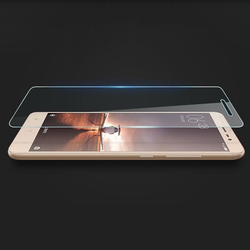 2016 new 0.26mm 9H 2.5D Retail Tempered Glass For Xiaomi redmi 2 Note 2 redmi Note 3 Premium Screen Anti Shatter Protector Film