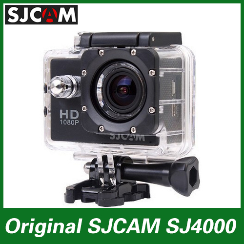 Original SJCAM SJ4000 Action Camera Diving 30M Waterproof Camera 1080P Full HD 170 Degree Sports DV