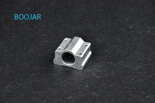 3D printer platform SCS8UU Linear slide bearing inner hole 8mm Box Slider  to promote the line slide bearings free shipping