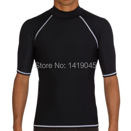 Sbart UPF 50+ roupas anti uv rash guard surf lycra wetsuit diving long sleeve swim shirt windsurf rash guard sunscreen swimsuit(China (Mainland))