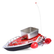 Fishing Bait Boat Unique Design Mini Fast Electric RC Boat Wireless Fishing Lures 200M Remote Control Fish Finder boat Fishing(China (Mainland))