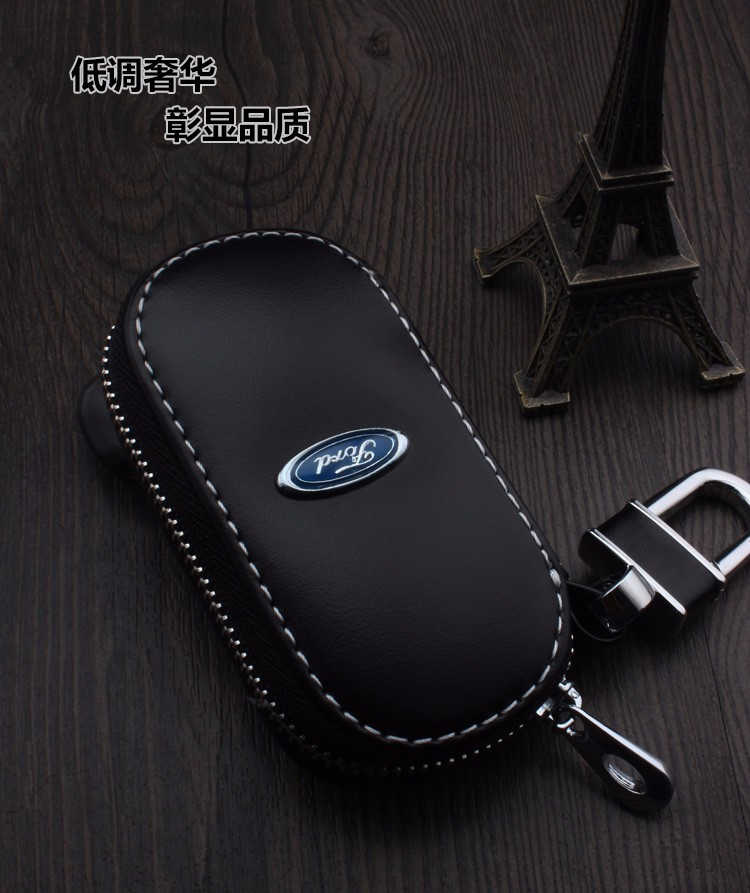 Genuine Leather Car Key Case ᗚ Cover Cover Forlexus Is250
