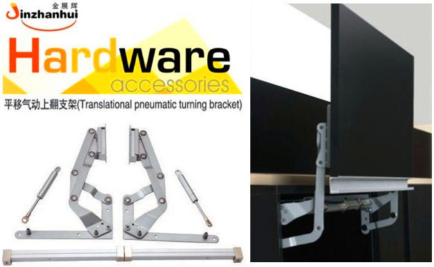 Furniture hardware hydraulic ambry door hinge H16