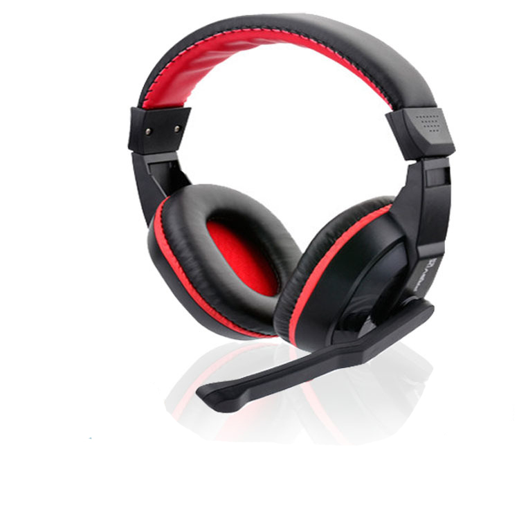 Skype Gaming Game Stereo Headphones Headset PC KANGLING 770   <br><br>Aliexpress