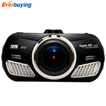 Ambarella A12 Car Camera with GPS DVRs Video Recorder Blackbox