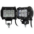 2pcs 18W led light bar 12V 18W led work light 18W cree led offroad SUV LED