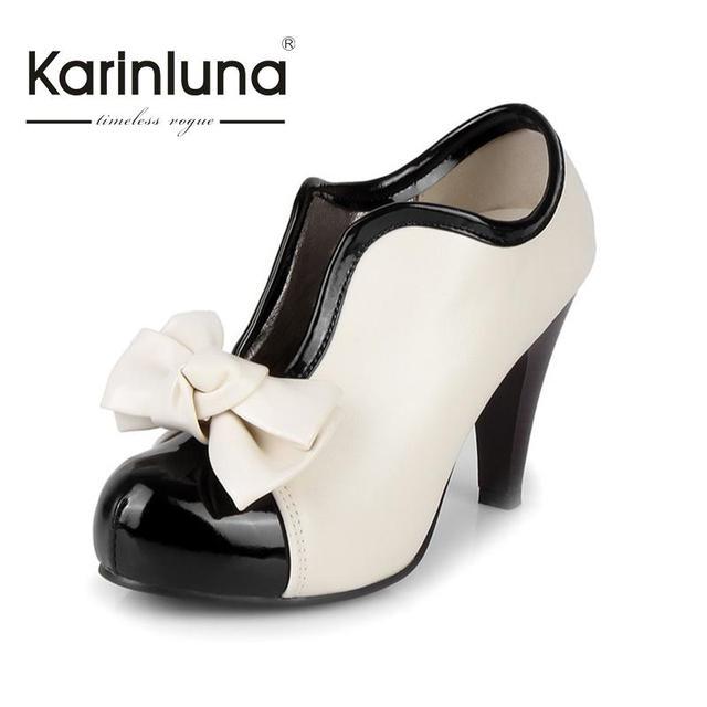 buy fashion big size 34 43 high heels. Black Bedroom Furniture Sets. Home Design Ideas