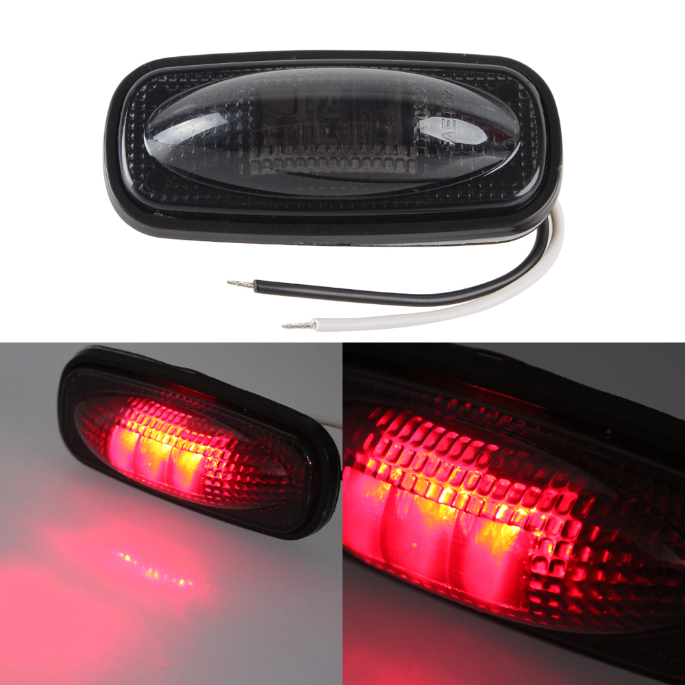 1pcs 12v truck clearance light car waterproof side marker. Black Bedroom Furniture Sets. Home Design Ideas