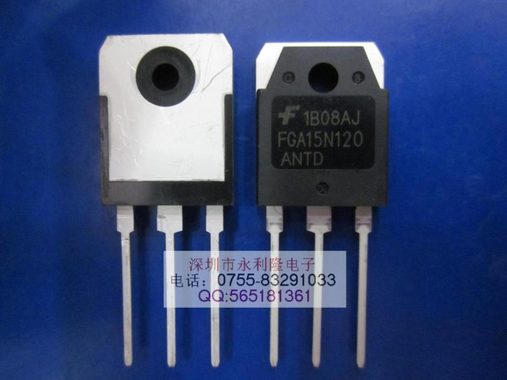 Электроника FGA15N120ANTD FSC