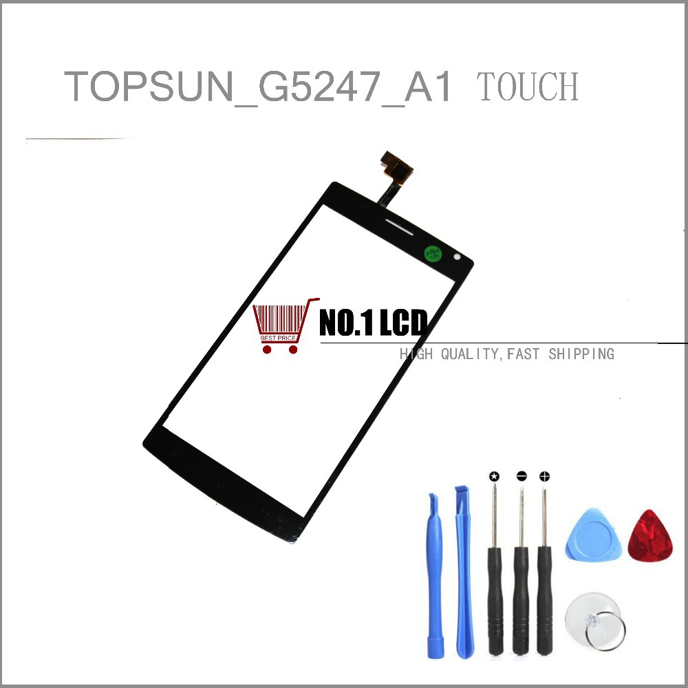 New smartphone MFLoginPh Touch screen TOPSUN_G5247_A1 TOPSUN_G5247_A1 phone touch panel