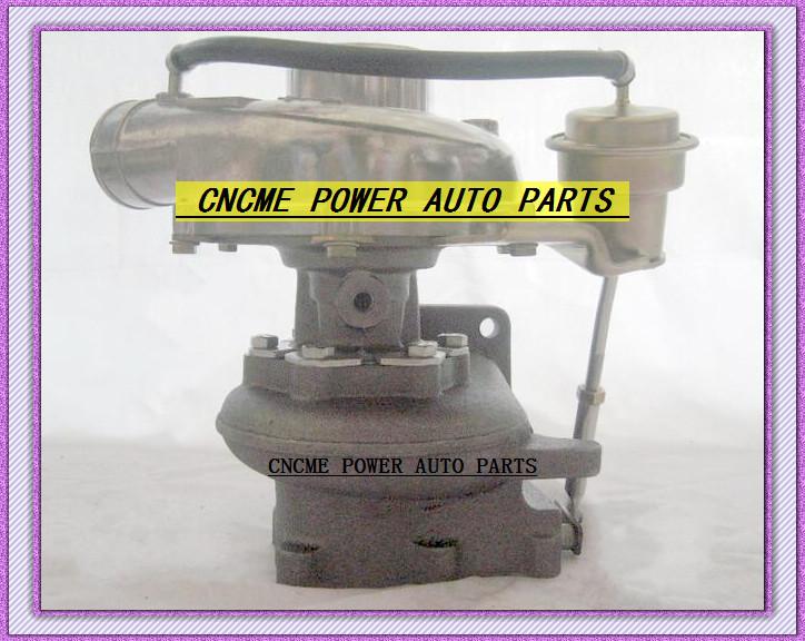 RHC62W 24100-3340A 24100-3340 VA240084 24100-3260A Turbo Turbocharger For Hitachi EX220-5 Earth Moving HINO H07CT H07C-TD Engine (2)