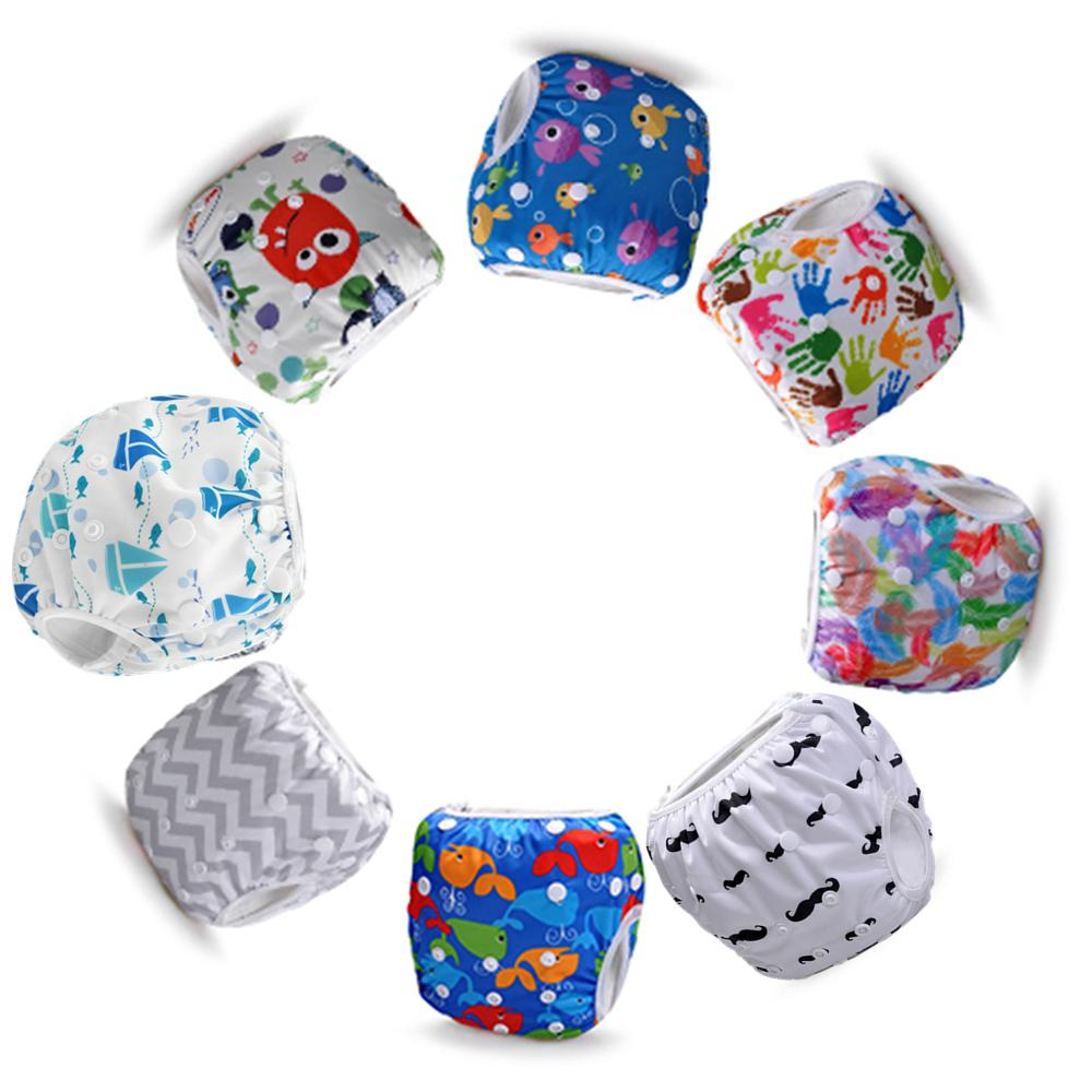 baby swim diapers cloth diaper swimwear baby swim suit for boys or girls children swimwear Free Shipping swimming trunks(China (Mainland))
