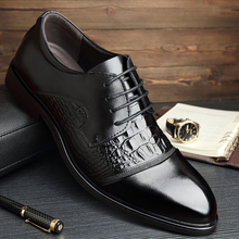Buy Plus size male 45 business formal casual black leather fashion 46 Large men's 47 genuine leather wedding shoes 48 free for $55.10 in AliExpress store