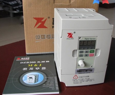 FREQUENCY DRIVE INVERTER VFD 2.2KW 220V FOR CNC Spindle DZB200B002.2L2DK Special used for spindle motor(China (Mainland))