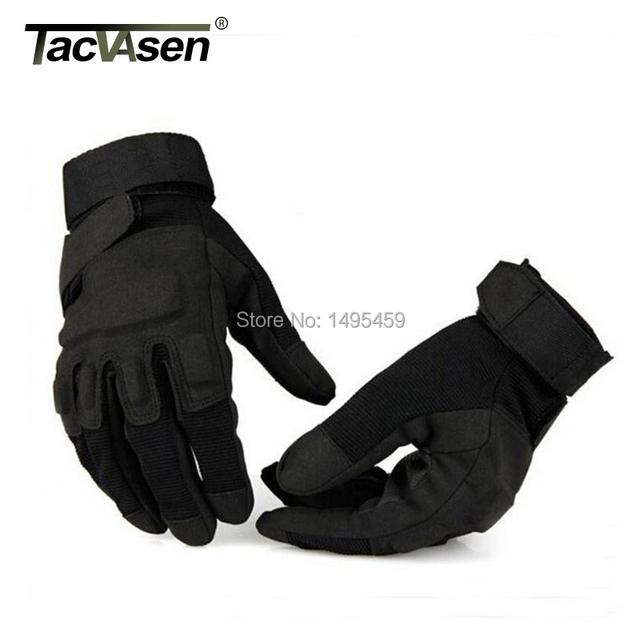Открытый мужская Армии Перчатки Человек Полный перчатки пальцев Военные Перчатки ...