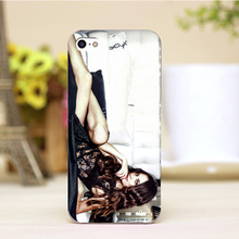 pz0006-3-8-9 Lana Del Rey Design Customized cellphone cases For iphone 4 5 5c 5s 6 6plus Hard Lucency Skin Shell Case Cover