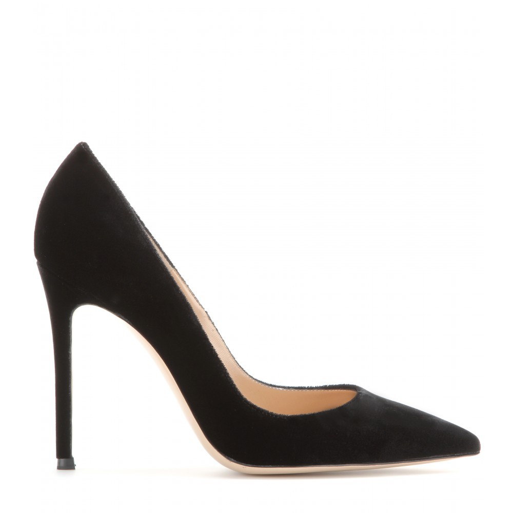Simple Black High Heels | Tsaa Heel