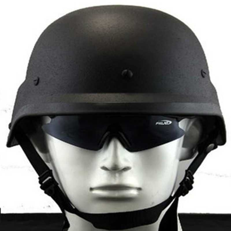 Riding helmet Di Ke Saiwei outdoor riot security helmet security protection helmet frequently
