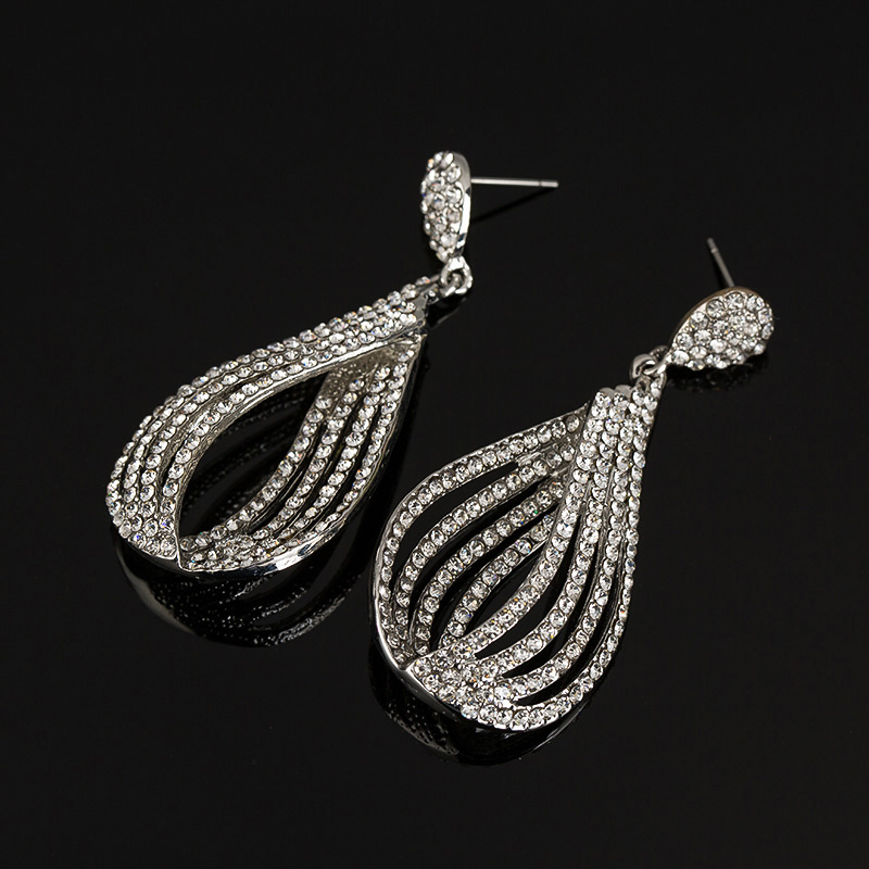Wedding Jewelry Fashion High Quality Rhinestone Summer