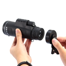 Buy New Arrival Universal 10x40 Hiking Concert Camera Lens Zoom Smartphone Telescope Camera Lens Phone Holder Phone for $18.19 in AliExpress store
