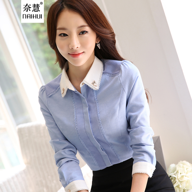 blouse top Picture - More Detailed Picture about Women elegant ...