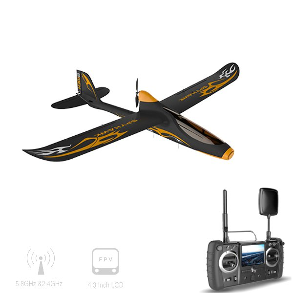 New Hubsan H301S HAWK 5.8G FPV Profession Drones 4CH RC Model Airplane RTF With GPS Module