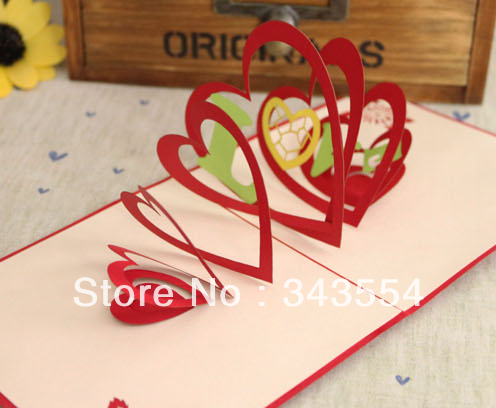 sheet metal hole punch Picture More Detailed Picture about 3D – 3d Valentine Cards