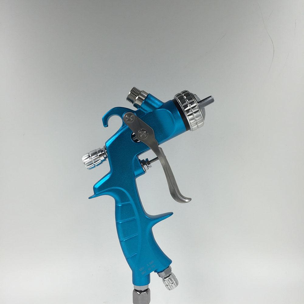 SAT1215-B automotive paint spray guns professional power air gun hvlp coating spray gun mirror chrome spray paint<br><br>Aliexpress