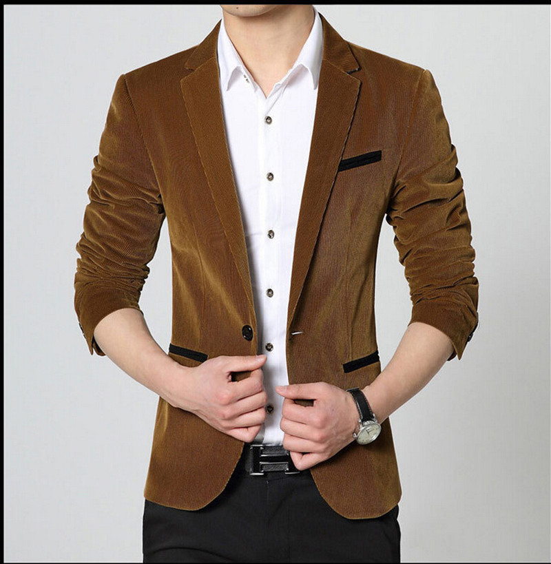 Custom Made Blazers to Fit you. A formal blazer is a perfect choice to highlight your classic style. Wearing at work or dinner parties, you will look stunning at Hockerty made to measure blazers.