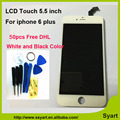 No spot No dead pixel OEM quality LCD display touch Screen lcd assembly with tempered glass