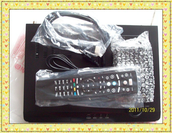 AZBOX PREMIUM HD PLUS + single tuner DVB-S2 Satellite receiver(China (Mainland))