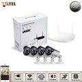 4 pcs HD 720p ip camera wifi kit CCTV Surveillance camera Kit 4CH NVR Kit ONVIF2