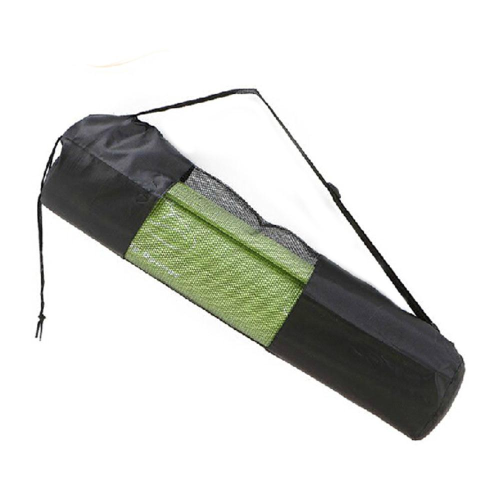 2015 New Yoga Mat Bag Exercise Fitness Adjustable Strap Pilates Black Fashion  -  LT Milliongadgets Shop store