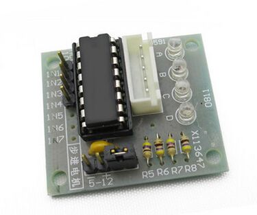 High-power ULN2003 Stepper Motor Driver Board Test Module For Arduino AVR SMD(China (Mainland))