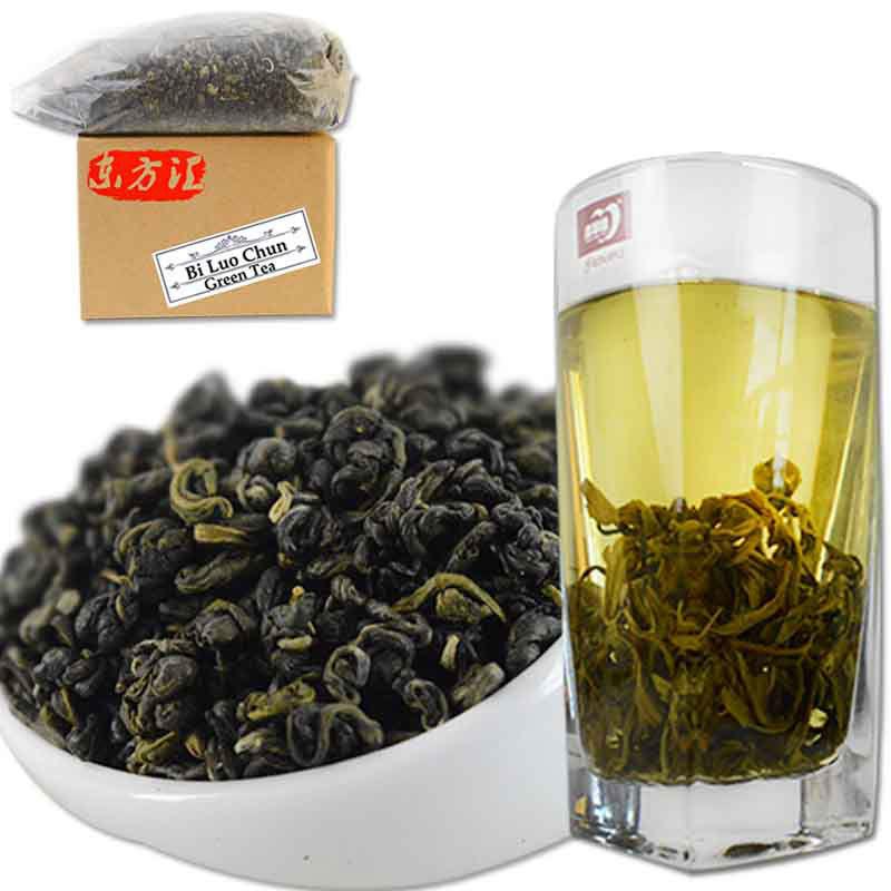 Зеленый чай Biluochun 2015