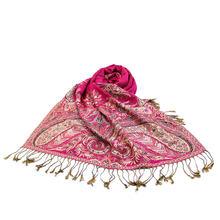 Chalina de Paisley de la India turquesa bufanda de invierno bufandas de algodón Pashmina para mujeres Echarpe Oversize otoño chales envolturas 190*70 cm(China)