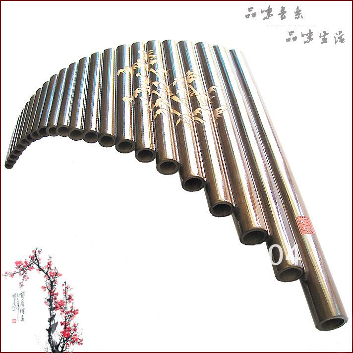 National Musical Instrument 22 Tube Pleioblastus Pan