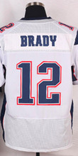 Top quality Men#12 Tom Brady jersey #87 Rob Gronkowski jersey #11 Julian Edelman jersey blue white red 21 Malcolm Butler Elite(China (Mainland))