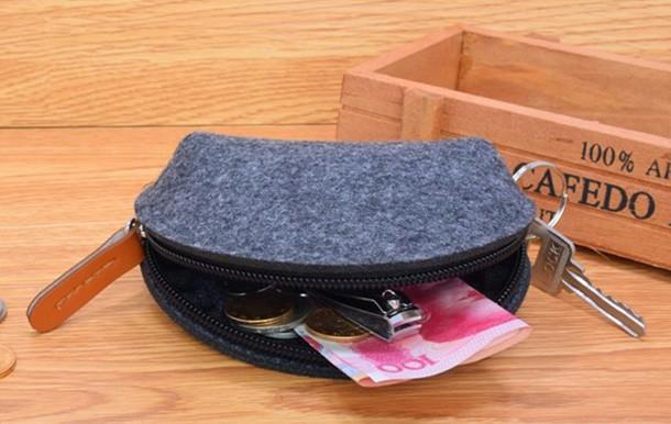 coin purse mini change wool wallets purses women (4)
