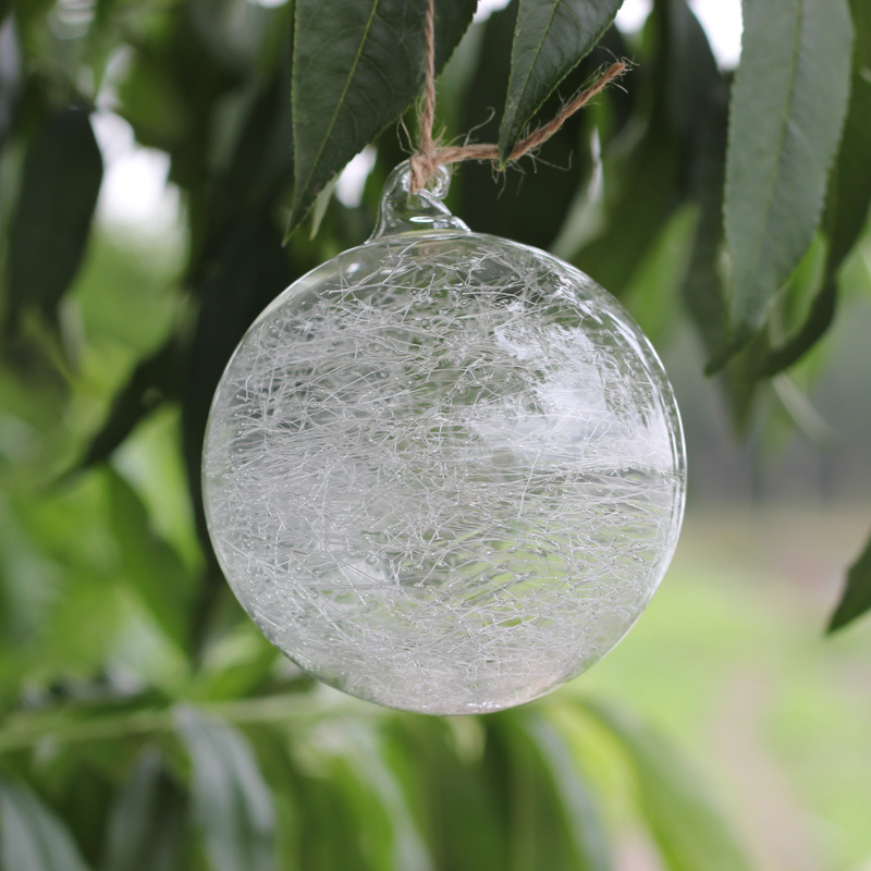 Glass Xmas Bauble For Sale