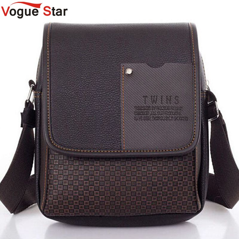 Vogue Star! 2016 New hot sale PU Leather Men Bag Fashion Men Messenger Bag small Business crossbody shoulder Bags YK40-449(China (Mainland))