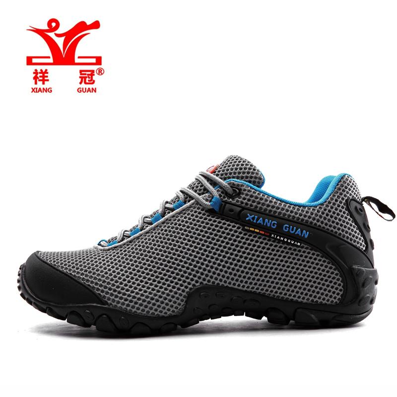 xiang guan mens sport outdoor hiking shoes sneakers for