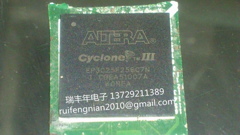 Цена EP3C25F256C8N