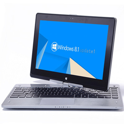 8G+1TB Ultrathin 11.6 inch laptop tablet 2 in 1 360 Degree Rotate touching Windows 8.1 Notebook Laptop Computer, Free Shipping(China (Mainland))