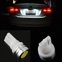 2 pcs T10 1W Xenon White Car LED Side Wedge Tail Lamp light 2825 194 168 W5W Universal Car Hot New(China (Mainland))