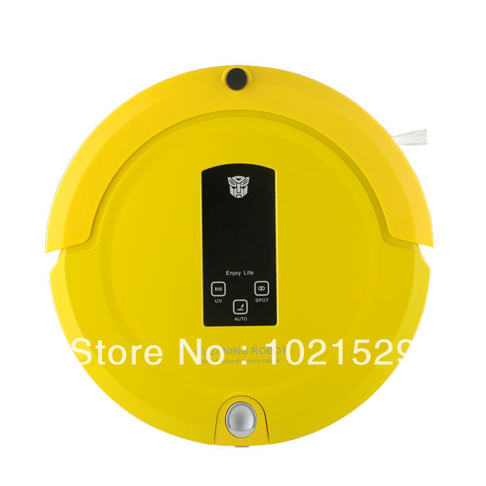 Vacuum Cleaner Collector Dust Extractor A325 Low Price Smart Automatic Robotic Cleaning Machine(China (Mainland))
