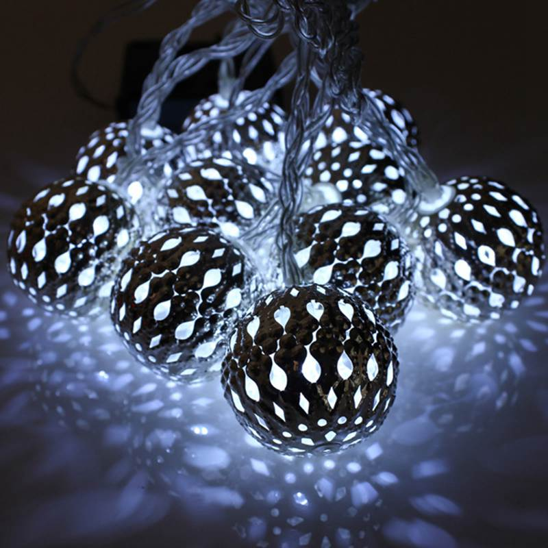 Hot Sale 10 LED 1.2m Fairy String Lantern Lights Battery Operated Ball Star Heart Shape Home Christmas Garden Decoration Lamp<br><br>Aliexpress