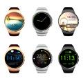 Original KW18 Bluetooth smart watch full screen Support SIM TF Card Smartwatch Phone Heart Rate