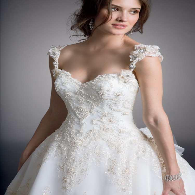 2014 sexy princess ball gown see through corset lace